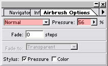 Airbrush Options